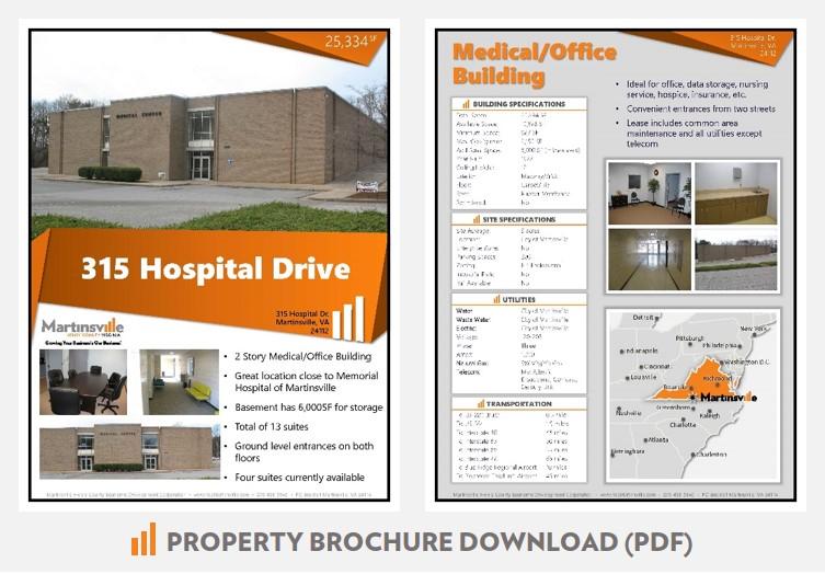 315 Hospital Drive Martinsville Virginia