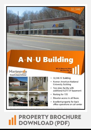 A-N-U Building Martinsville VA