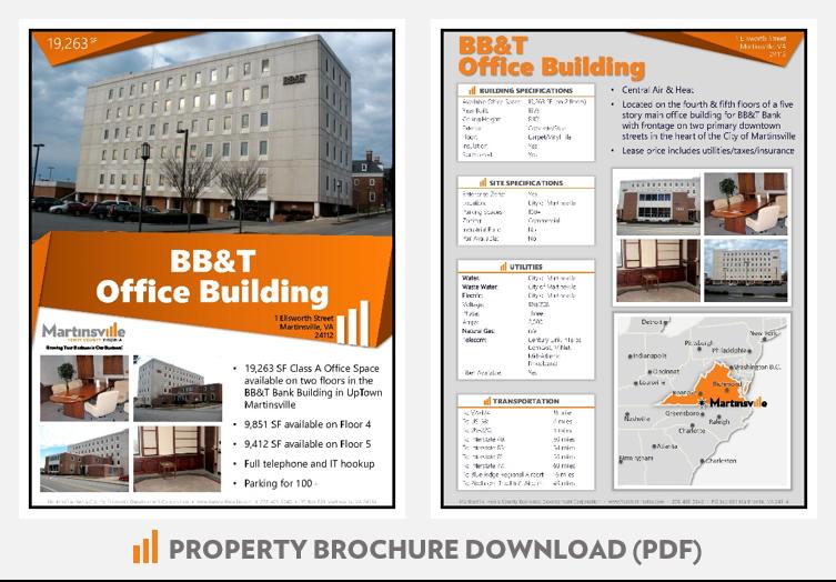 BB&T Office Building Martinsville VA