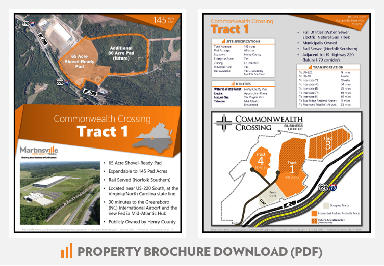 CCBC Tract 1
