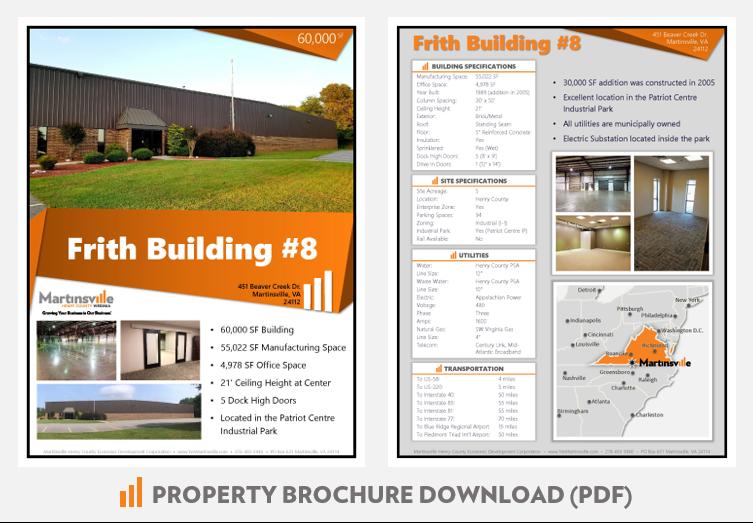 Frith 8 Building Brochure