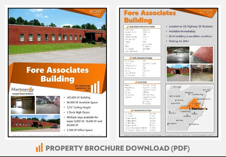 Fore Associates Building Martinsville