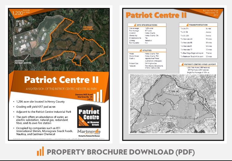 Patriot Centre II Martinsville VA