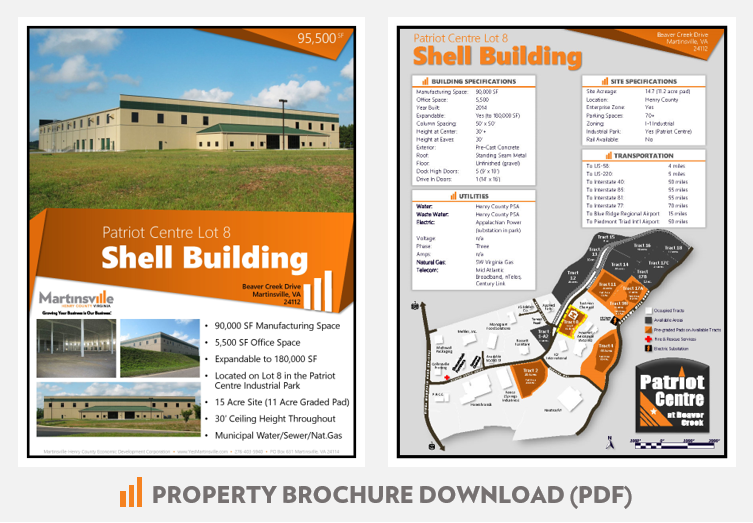 PC Shell Building